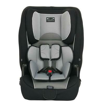 AU269 • Buy NEW  Babylove Ezy Grow Harnessed Booster Seat - Silver Grey