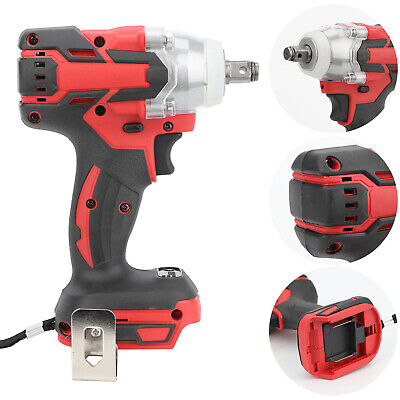 Cordless Drill 18V Li-Ion 1/2  Impact Wrench Body Only For Makita Battery • 28.99£