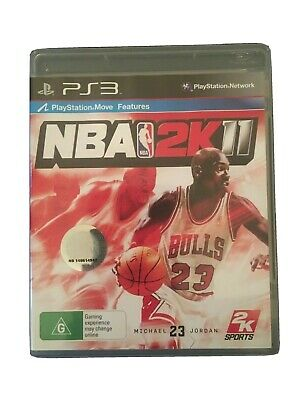AU10 • Buy Nba 2k11 Ps3 Game