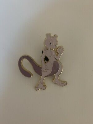 Mewtwo Official Pokemon Badge/pin  • 4£