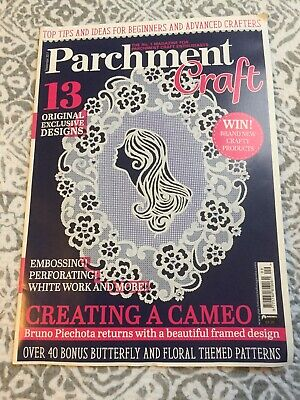 Parchment Craft Magazine September 2017 • 4.25£