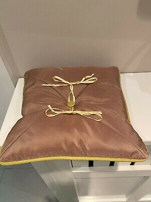 Wedding Ring Bearer Pillow Cushion Approx. 9  X 9  Inches Square Includes UK P&P • 7.50£