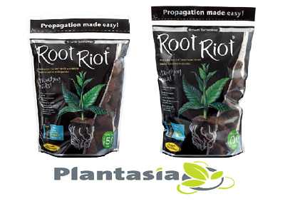 £14.95 • Buy Root Riot Cubes Refill Packs 50 Or 100