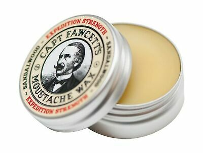 Captain Fawcett 15ml Expedition Strength Moustache Wax • 14.24£