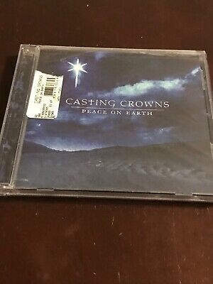 $6.95 • Buy SEALED NEW CD - Casting Crowns - Peace On Earth - Christian Devotional Christmas