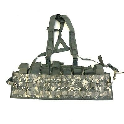 £17.42 • Buy Used US Army Tactical Assault Panel TAP, Military MOLLE ACU Chest Rig