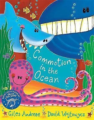 Commotion In The Ocean, Andreae, Giles, New Book • 6.75£