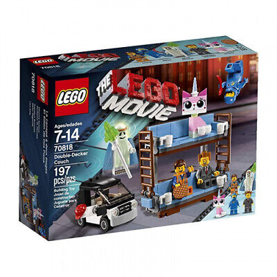 $ CDN182.68 • Buy (Glossy Exclusive Paper) - LEGO Movie Double-Decker Couch. Free Shipping