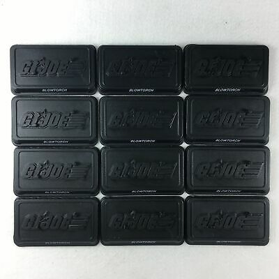 $ CDN7.50 • Buy Lot Of 12pcs Stand Bases For 4  Inch GI JOE Military Trooper Action Figures