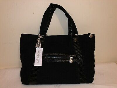 BNWT Kipling Adison Hip Large Shoulder Bag, Colour: Noir • 45.99£