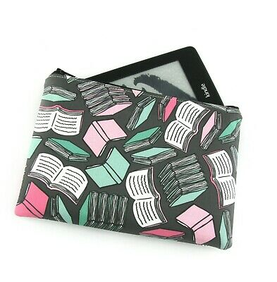 AU26 • Buy Book Lover Kindle Padded E-Reader Case, Paperwhite Sleeve, Amazon Oasis