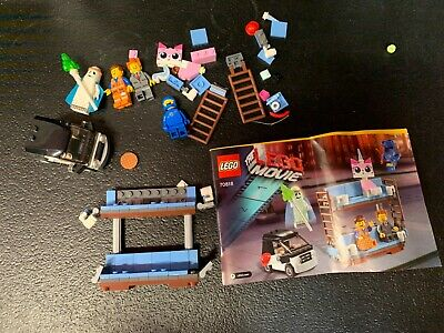 $ CDN53.32 • Buy LEGO 70818 The Lego Movie Double Decker Couch Couch Nearly Complete Minifigs