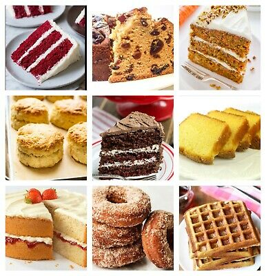 £5.49 • Buy Morton's Cake Mix Baking Selection Pro Quality Easy To Use + Vegan Options Also