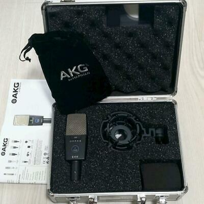 £804.05 • Buy AKG C 414 XLS Dynamic Cable Professional Microphone New