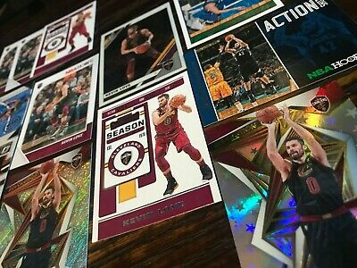 AU5 • Buy Nba Kevin Love Lot X 12 Cards Incl Inserts/parallels Astro