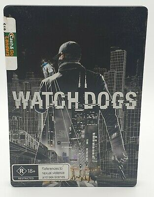 AU10.20 • Buy PS4 Game Watch Dogs(Steelbook) -cgl3030