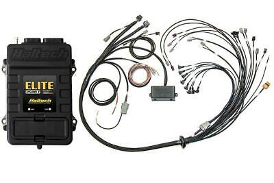 $ CDN6463.14 • Buy Haltech Elite 2500 T ECU & Toyota 2JZ IGN 1A VVTI Terminated Engine Loom Kit