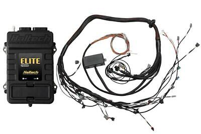 $ CDN3833.39 • Buy Haltech Elite 2000 ECU & Toyota 2JZ IGN 1A Non VVTI & Vvti Engine Loom Kit