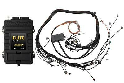 $ CDN4436.11 • Buy Haltech Elite 2500 ECU & Toyota 2JZ IGN 1A Non VVTI Terminated Engine Loom Kit