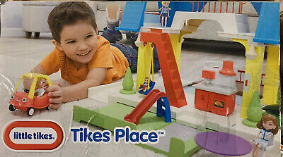 $129.99 • Buy Little Tikes - Tikes Place Toy Doll House NIB Toys R Us. New / Sealed In Box!