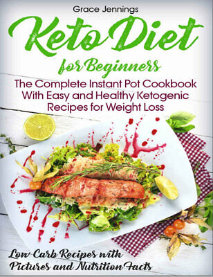 $1.99 • Buy Keto Diet For Beginners – The Complete  Instant Pot Cookbook With (((P.D.F)))