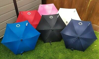 Bugaboo Parasol Inc Clip - Black, Royal Blue, Navy Blue, White, Red, Hot Pink  • 14£
