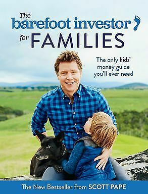 AU24.79 • Buy The Barefoot Investor For Families