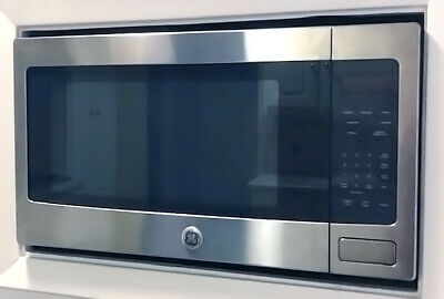 $195 • Buy GE Profile™ Series 2.2 Cu. Ft. Countertop Stainless-steel Microwave Oven