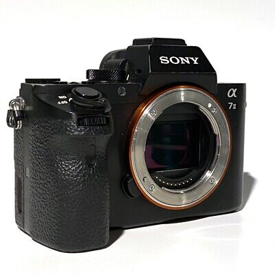 $ CDN966.16 • Buy Sony Alpha A7ii 24.3MP Body Mirrorless Digital Camera W/  Battery