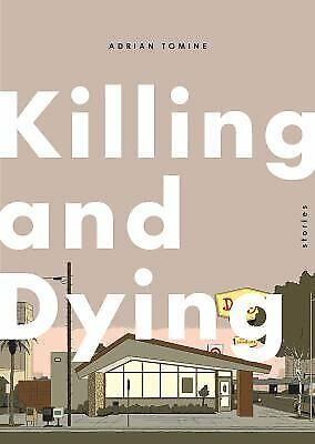 Killing And Dying Hardcover Adrian Tomine • 12.09£