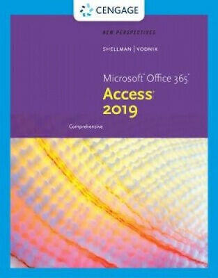 AU135 • Buy New Perspectives Microsoft Office 365 & Access 2019 Comprehensive.