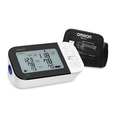 Omron BP7350 Upper Arm Blood Pressure Monitor 7 Series - Bluetooth - New Boxed • 49.95£