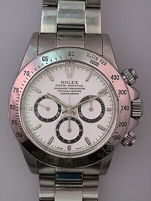 $ CDN38136.02 • Buy Rolex Daytona 16520 Zenith Movement U Serial (215)