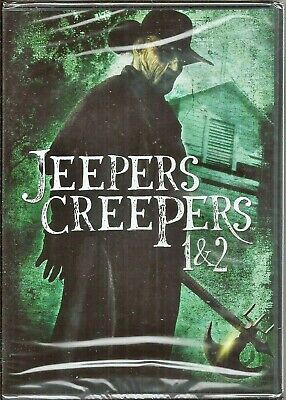 $17.95 • Buy Jeepers Creepers 1 & 2 - DVD Double Feature Movie Film BRAND NEW