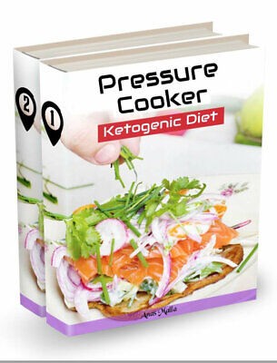 $1.99 • Buy Ketogenic Instant Pot – 2 Manuscripts – Complete Guide For Ketogenic (((P.D.F)))