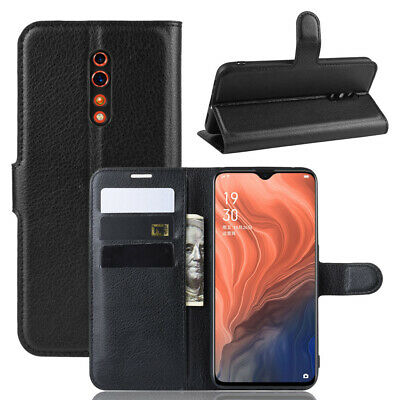 AU9.60 • Buy Case For Oppo A5 A9 2020 A91 Reno 10X Zoom Leather Wallet Flip Stand Phone Cover