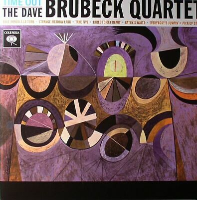 DAVE BRUBECK QUARTET, The - Time Out - Vinyl (180 Gram Vinyl LP) • 24.10£