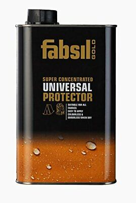 £13.39 • Buy Fabsil GOLD 1 Litre Universal Waterproofing Sealant Tent Awning Canvas Grangers