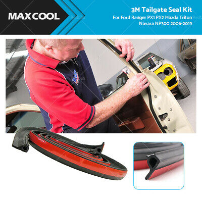 AU22.75 • Buy Tailgate Seal Kit For Ford Ranger PX1 PX2 UTE Tail Gate Dust Seal Tub Liner
