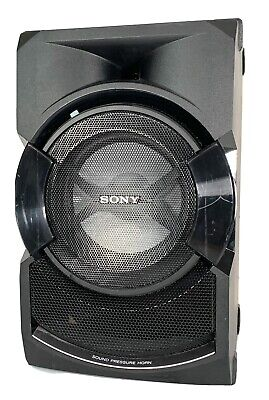 SONY SS-SHAKEX3 High Power Home Audio Music System Bluetooth Light-Up 4 OHMS • 149.99£