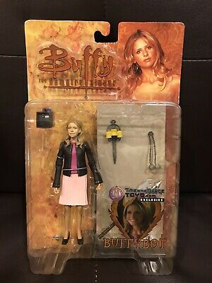 $24 • Buy Buffy The Vampire Slayer Buffybot Figure By Diamond Select Sarah Michelle Gellar