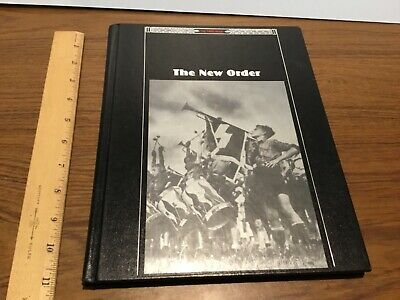 Third Reich: The New Order 1989 Hardcover Time Life Books Illustrated History • 4.29£