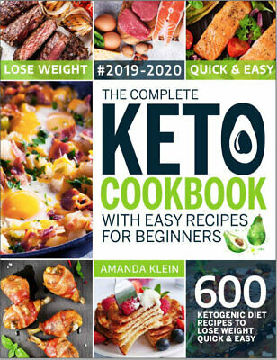 $1.99 • Buy The Complete Keto Cookbook With Easy Recipes For Beginners – 600 (((P.D.F)))