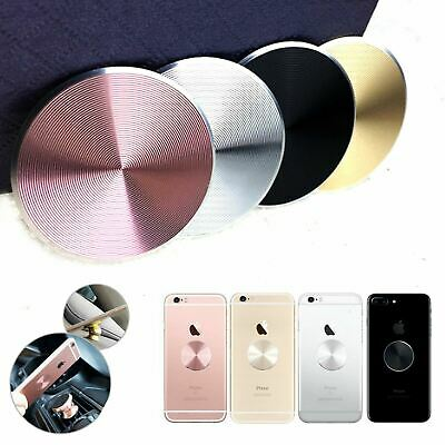 AU3.19 • Buy 360 Chrome Metal Phone Holder Stand Socket Mount Car Pop Out Android IPhone