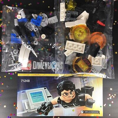 AU30 • Buy NEW LEGO Dimensions Ethan Hunt Mission Impossible LEVEL Pack 71248