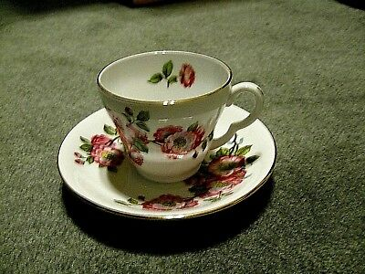 Set Of 6 Nice Vintage Stanley Teacup And Saucers, England Bone China   • 24.33£