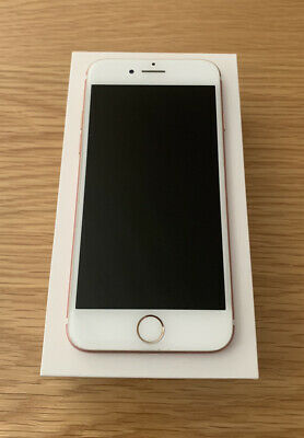 AU192.50 • Buy Apple IPhone 7 - 128GB - Rose Gold (Unlocked) A1778 (GSM) (AU Stock) AS NEW