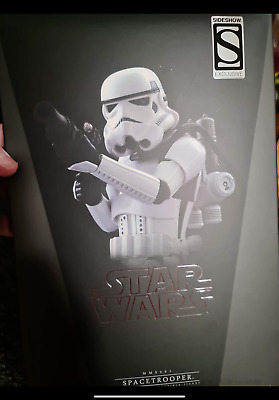 AU226.50 • Buy Hot Toys MMS 291 Star Wars Episode IV A New Hope Spacetrooper 12 Inch Figure New