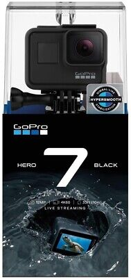 AU604.20 • Buy GOPRO Camera Hero7 + SD Black