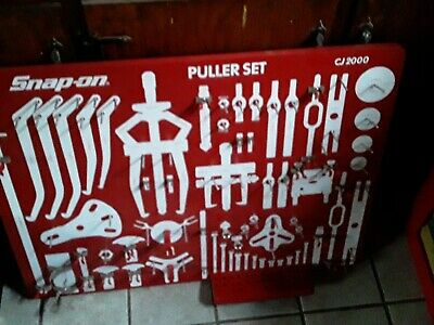 $295 • Buy Snap On Tools Puller Set Toolboard CJ2000